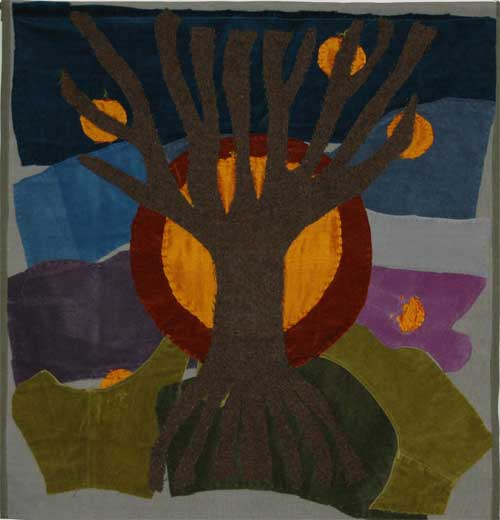 Livets träd 76x78